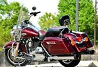 2014 Harley-Davidson Touring  2014 Harley Davidson Roadking Classic - Lots of Extras - Only 4984 Miles!