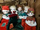 Precious Moments Doll Lot Stocking Collection Christmas