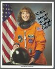 DISCOVERY STS 131 Astronaut DOROTHY METCALF LINDENBURGER AUTOGRAPHHAND SIGNED