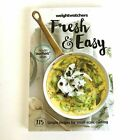 Weight Watchers Fresh and Easy Cookbook Smart Points 115 Recipes 85 Gluten Free