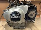 Suzuki GS500E. Bottom of engine.