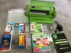 Cricut Expression Electric Cutting Machine w Cartridges Extras Lot