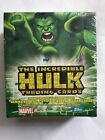 The Incredible Hulk Trading Cards Sealed Box Topps 2003 Marvel 25 Packs New