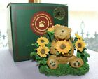 Boyds Bears & Friends Bearstone Collection - Bubba Ray