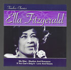 Timeless Classics by Ella Fitzgerald (CD, Apr-2007, St. Clair) **NO CASE**