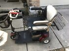 Pride Mobility Go Go Elite Traveller 3 Wheel Mobility Scooter Red