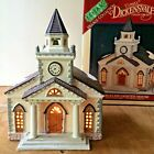 Lemax Village Collection Dickensvale Porcelain Lighted House