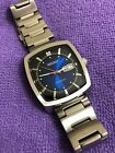 Seiko Recraft SNKP23 Mens 5ATM Japan Automatic Stainless Date Watch