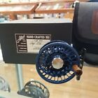 Abel TR 2 3 Deep Blue Fly Reel Streams of Dreams Trade In