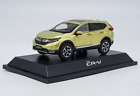 1 43 Scale 2017 China Honda CR V CRV Alloy Diecast Model Car Collection 3 Colors