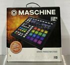 Native Instruments Maschine MK2 Black Recording Interface Used in Original box