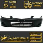 For 1999-2000 Honda Civic Coupe Sedan Hatchback Front Bumper Cover Painted