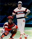Tom Seaver autographed signed inscribed 8x10 photo MLB Chicago White Sox PSA