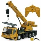 NEW 1 24 Remote Control Crane 8 Channel Full Function RC Crane Truck Toy H