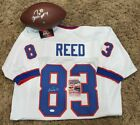 Andre Reed Cards, Rookie Card and Autographed Memorabilia Guide 43
