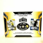 2016 Leaf Metal US Army All-American Bowl Unopened Sealed Box - 8 Autos Eason