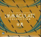 2019 IMMACULATE FOOTBALL FACTORY SEALED HOBBY BOX
