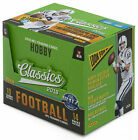 2018 Panini Classics Football Hobby Box - Factory Sealed!
