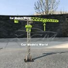 Diecast Model Flat Top Tower Crane 1160 + SMALL GIFT