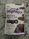 HighKey Snacks Keto Brownie Food Mix - Chocolate Chip Fudge - Low Carb Sweets