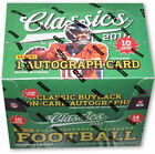 2016 Panini Classics Football Hobby Box - Factory Sealed!