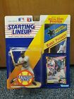 1992 Starting Lineup Kirby Puckett Extended Edition