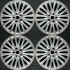 Suzuki Kizashi Hyper Silver 18 OEM Wheel Set 2010 to 2013