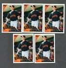 San Francisco Giants Rookie Card Guide - 2012 World Series Edition 17