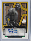 2018 Topps Star Wars Galactic Files Trading Cards 20
