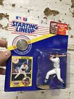 Starting Lineup New 1991 Don Mattingly Figurine, coin, and card