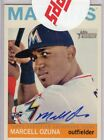 2013 Topps Heritage Baseball Real One Autographs Visual Guide 82