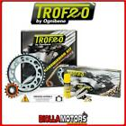 252572000 KIT CHAIN SPROCKET TROFEO HONDA ATV TRX 250 R 1989 250CC