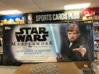 2018 Topps Star Wars Masterwork Factory Sealed 8 Box Case FREE PRIORITY SHIPPING