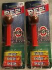 Ohio State Buckeyes ~ Lot Of 2 ~Football 🏈 Collectible PEZ Dispensers