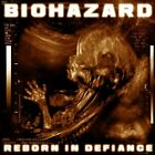 Biohazard - Reborn In Defiance - CD - New