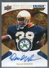 2017 Upper Deck Notre Dame 1988 Champions Football Cards 20