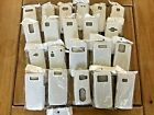 PERFORATED PROTECTIVE HARD BACK CASE COVER FOR MANY NOKIA MOBILE PHONES WHITE