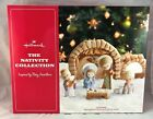 Hallmark Porcelain Nativity Collection Mary Hamilton 6 Piece Set Christmas NEW