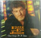 LARRY LEE JONES - One Song At A Time - CD - **BRAND NEW/SHRINK WRAPPED