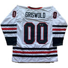 Chevy Chase autographed signed jersey Christmas Vacation Clark Griswold Beckett