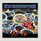 KICKHUNTER -- All In -- (CD, AFM Records, Jul-2010) mint will combine s/h