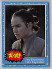 2017 Topps Countdown to Star Wars The Last Jedi Trading Cards 41