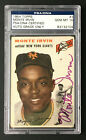 Monte Irvin Cards, Rookie Card and Autographed Memorabilia Guide 36