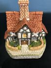 david winter cottages The Rectory From English Village Mint Coa.~