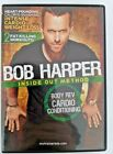Bob Harper Inside Out Method Body Rev Cardio Conditioning DVD 2010 Sealed