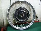 URAL DNEPR K-750 M72 Wheel w chrome rim 19
