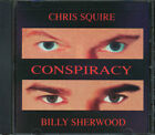Chris Squire, Billy Sherwood - Conspiracy cd MINT will combine s/h