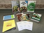 Weight Watchers SMART Points Plus KIT Shop Book Meet Your Plan Meal Tracker DVD