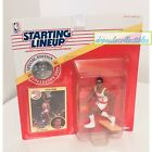 Starting Lineup SPUD WEBB Atlanta Hawks  Trading Card & Coin NBA 1991 New Kenner