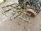 MASSEY FERGUSON 8 FOOT SPRING TINE DRAG FOR TRACTOR